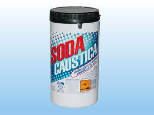 SODA CAUSTICA IN SCAGLIE KG. 1.