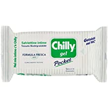 Chilly Toallitas - Paquete Toallitas Chilly Gel (12 unidades) - [pack de 6