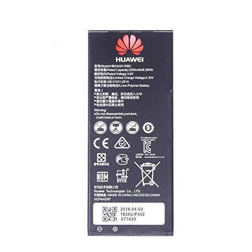 Original Akku HB4342A1RBC für Huawei Honor 4A Y5 II Y6 Y6 II Compact Accu 2200mAh