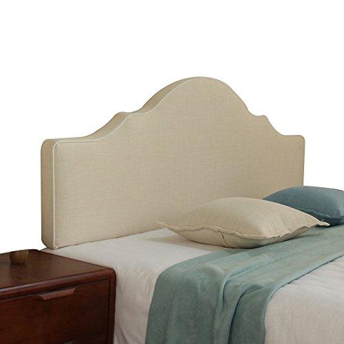 HAIPENG Rückenlehne Bett Kissen Ohne Kopfteil Nachttisch Abdeckung Kopfstütze Weich Gepolstert Lendenwirbelsäule Pads Doppelt Entfernbar Waschbar Schlafzimmer, 10 Farben, Multi Größen