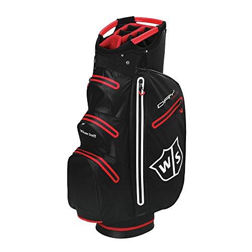 wilson-w-s-dry-tech-cart-bl-bolsas-de-palos-de-golf-hombre-negro-unica
