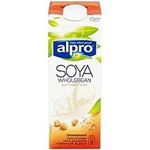 Alpro Soja Sin Azúcar 1L De Larga Vida Alternativos Leche - (Paquete ...