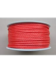 Dyneema flechtschnur Diámetro 2mm–30metros, color rojo