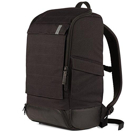 AEP Business-Rucksack ALPHA CLASSIC für Herren und Frauen inklusive 15 Zoll Laptopfach - Schwarz (Alpha-rucksack)