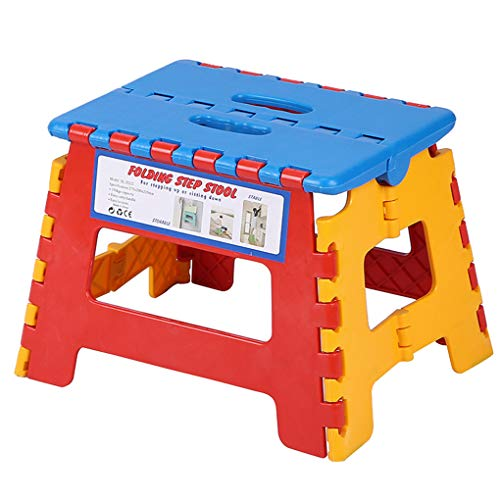 Bomcomi Outdoor Folding Mini Hocker Tragbare Angeln Camping Reise Kunststoff Camp Stuhl Home Kinder Low Hocker