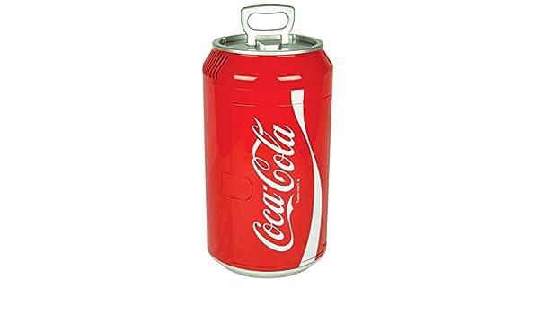 Mini Kühlschrank Cola : Coca cola cc g mini dosen kühlschrank amazon auto