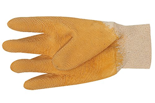 Arbeitshandschuhe Latex Protect Grip Gr. XL leicht angeraut CE CAT I, EN 420 Premium Qualität. 1 Paar
