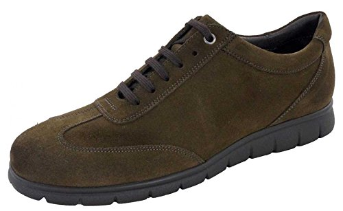 Soldini - Sneakers - Soldini Uomo - 19301-V-M80 - 43, Moka