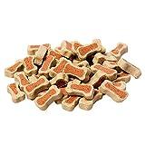 Pet Rewards Biscotti Bone Salmone E Riso Per Cani Da 150 Grammi