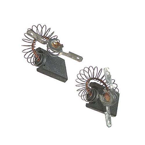 2 Paar Motorkohle Kohlebürste Motor Kohle Waschmaschine Waschtrockner Mangel 15x5x27mm ORIGINAL...
