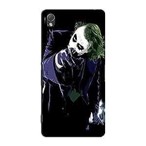 JOKER CARD BACK COVER FOR SONY XPERIA Z3