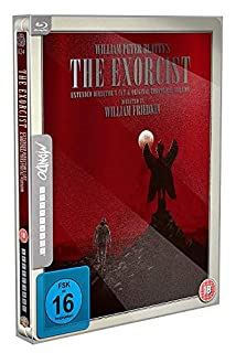 The Exorcist - Director's Cut & Theatrical Version - Mondo Steelbook  (3 Blu Ray) [Blu-ray] (B07K2HDGFM) | Amazon price tracker / tracking, Amazon price history charts, Amazon price watches, Amazon price drop alerts