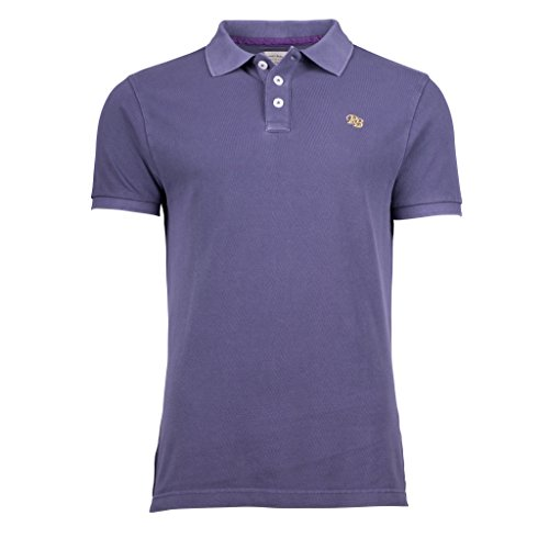 Rupert and Buckley Ashcombe Pique Polo