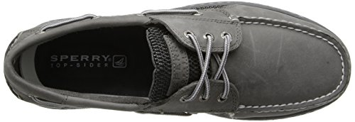 Sperry Top-Sider - A / O Chaussures 2-EYE Hommes - Grey/Black