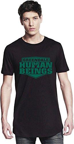 Human Beings Long T-shirt Large