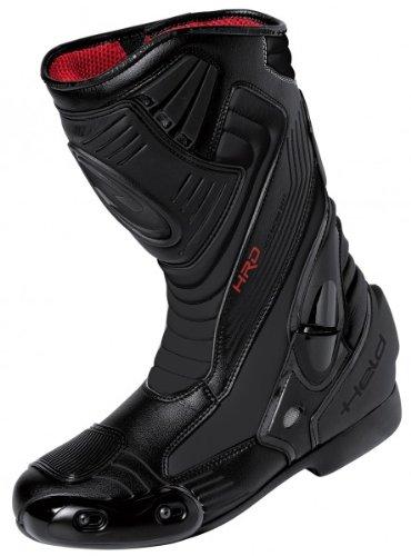 Held Hork Sportstiefel, Farbe schwarz-weiss, Größe 45