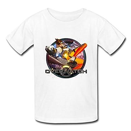 2016 Exquisite Overwatch Dock Icon kid T-Shirt ...