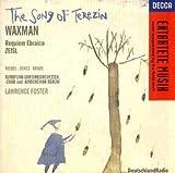 Waxman: das Lied von Terezin -