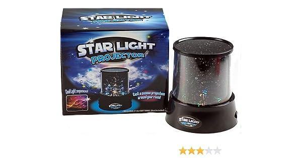 Licht Projector Baby : Kids glow in the dark star night light lamp projector space solar