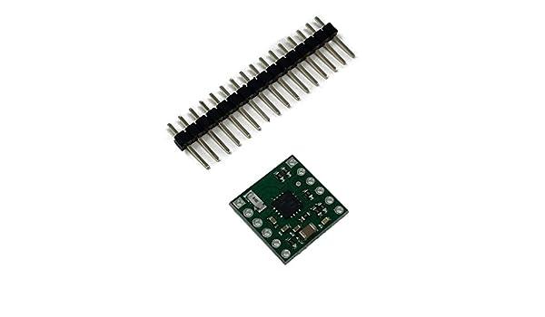 Pololu 2136 DC-motor controlador IC DRV8801 50kHz 1A uin mot8 ÷ 36V Pololu