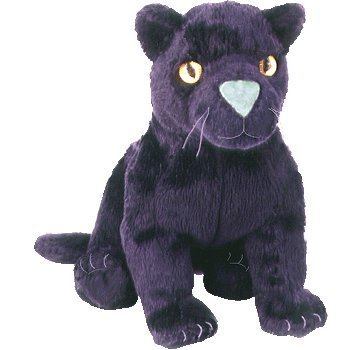 Beanie Babies - Cats Ty Beanie Babies - Midnight the Black Panther
