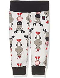 Polarn O. Pyret Unisex Baby Animal Friends Print Trouser