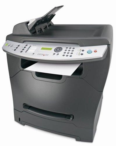 nktionsgerät Laser Drucker, Fax, Kopierer, Scanner ()