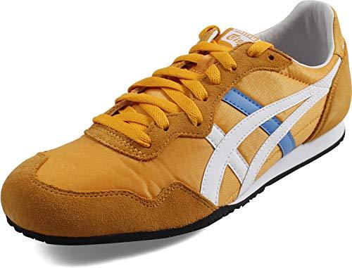 Onitsuka Tiger - - Unisex-Erwachsene Serrano-Schuhe, 44.5 EU, Cirus/White