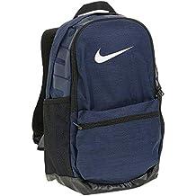 Nike Nk Brsla M Bkpk Mochila, Hombre, Azul (Midnight Navy/ Black/