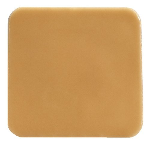 Stomahesive Skin Barrier ( WAFER, STOMAHESIVE, SKIN BARRIER, 4X4 ) 5 Each / box by ConvaTec (Stomahesive Wafer)