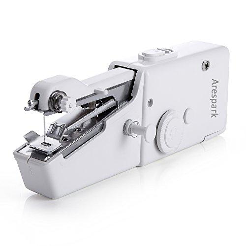 Arespark Mini Machine À Coudre Portable Manuel Multifonctionnel...