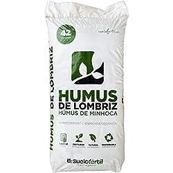 Humus de Lombriz 42l (25kg)