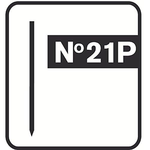 Rapid Agraf - Pointe n°21P / 30 - 5000