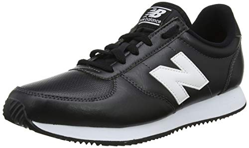 pretty nice ed578 e7cc9 New Balance 220, Zapatillas para Hombre, Negro Black TD, 42.5 EU