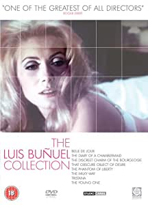 The Luis Bunuel Collection [DVD] [1965]