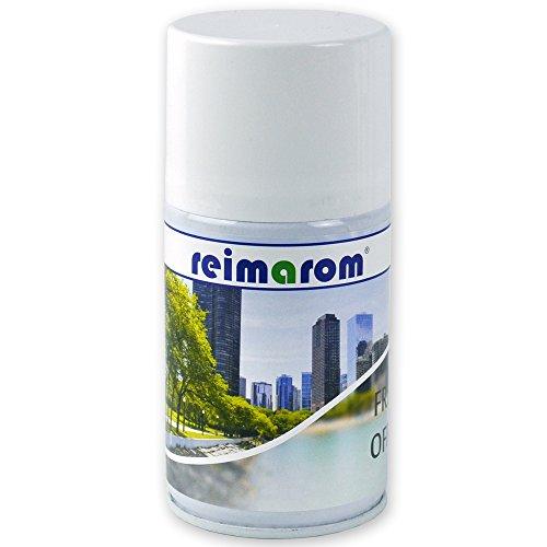 Raumduft Fresh Office 250 ml als Lufterfrischer für Aerosol Duftspender mit Geruchsabsorber -