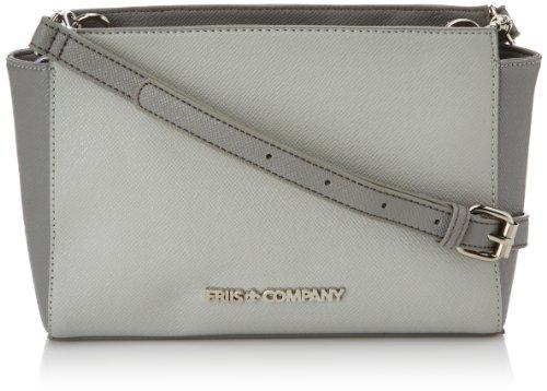 Friis & Company - Borsa 1420013000 Donna, Grigio (Gris (Grey)), Taglia unica