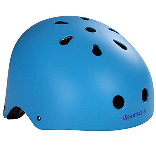 Außen Safty Helm Klettern Sport Für Abseilen Rettungs Höhlenausrüstung - Blau , S