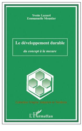 Le développement durable : Du concept à la mesure