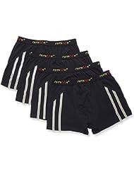 Remixx, 4er Pack Herren Boxer Shorts Sportliches design, 4 versch. Farben zur Wahl