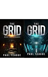 Quest for Justice & Catharsis: The Grid Trilogy Books 2 & 3