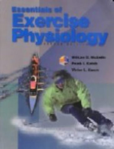 Essentials of Exercise Physiology (Text & Study Guide) by William D. McArdle (2000-03-01)