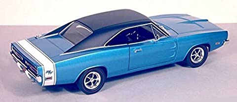 Hot Wheels Collectibles - 1969 Dodge Charger - 1:18 Scale