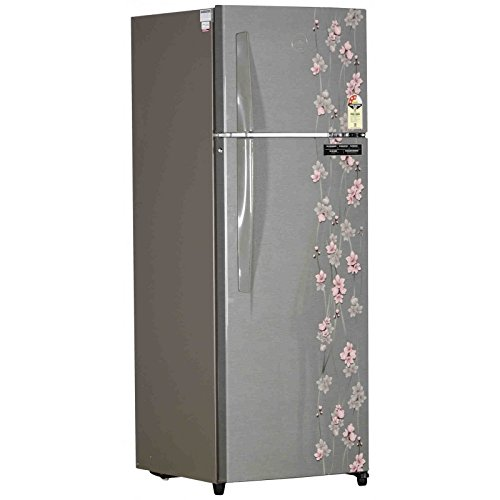 Godrej 290L 3 Star Frost Free Double Door Refrigerator (RT Eon 290 P 3.4, Silver Meadow)