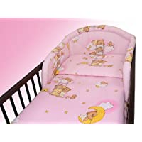 2 Piece/Pc BABY BEDDING SET COT BED QUILT/DUVET PILLOW CASE COVER 120x90