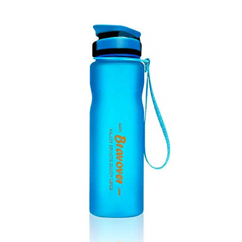 Leak proof bpa free water bottle