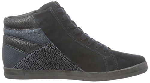 Gabor Shoes 56.426 Damen Kurzschaft Stiefel Blau (nightblue (Micro) 46)