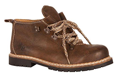 Spieth & Wensky Trachten Herren Schuh - Jonah - Rustik, Größe 41