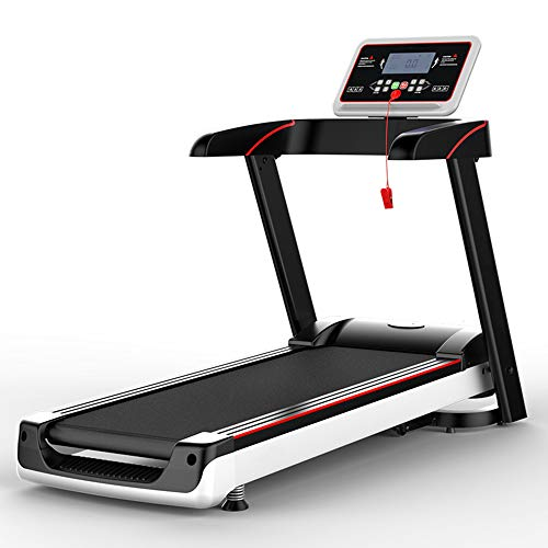 SUNLMG Folding Laufband Unterstützung Motorisierte Power Laufen Fitness Jogging Steigung Maschine Mini Elektrische Laufmaschine