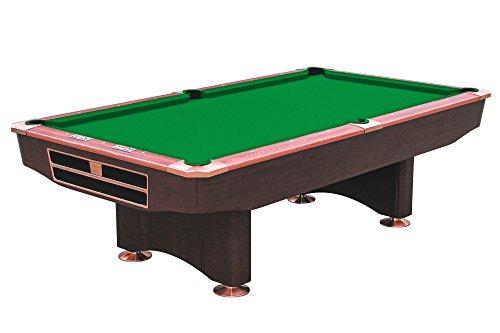Billardtisch Dynamic Competition, 9 ft. (Fuß), mahagoni, Pool (Fuß Billardtisch 9)
